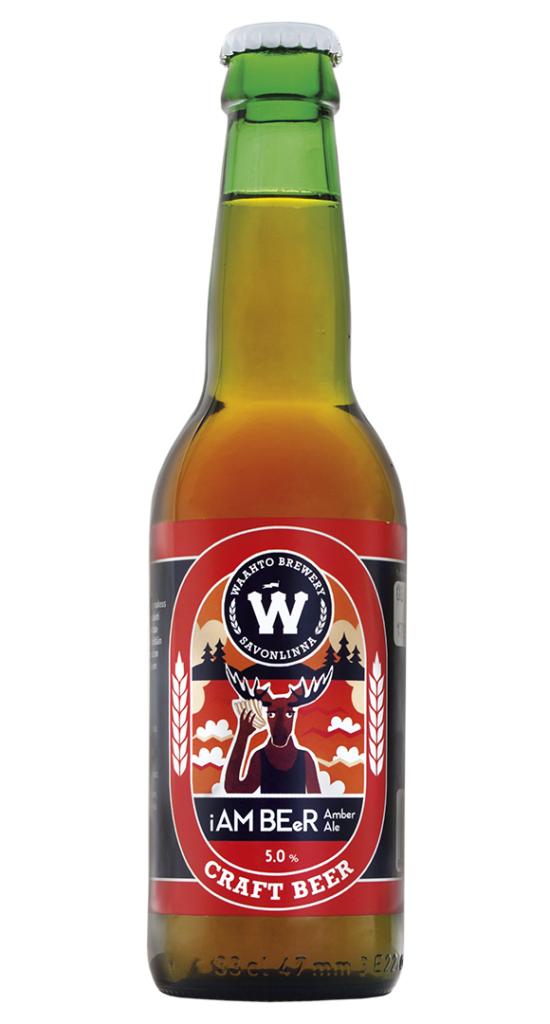 Amber Ale – i AM BEeR 5,0%