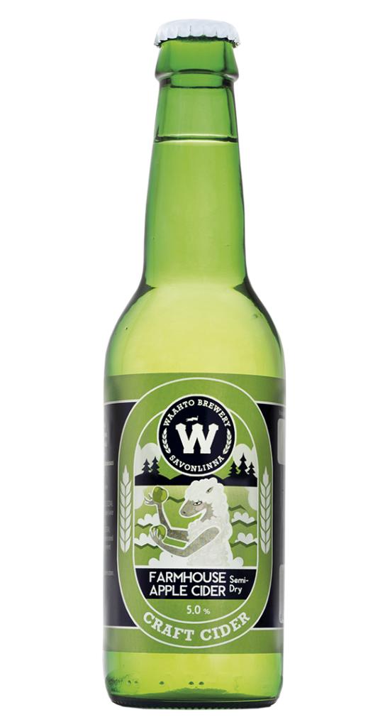 Farmhouse Cider 5,0%