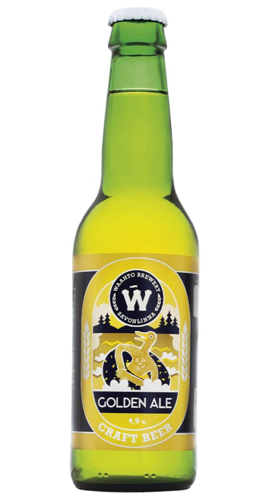 Golden Ale 4,9 alc. %